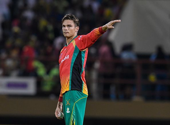 Guyana Amazon Warriors v Barbados Tridents - 2019 Hero Caribbean Premier League (CPL)