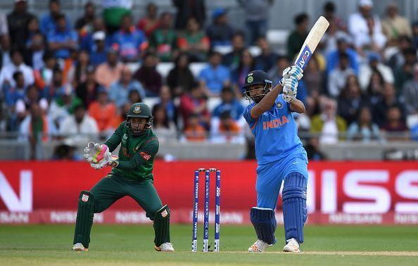 Bangladesh v India - ICC Champions Trophy Semi-Final