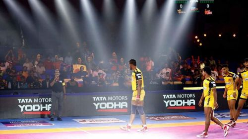 Siddharth Desai's PKL 2019 campaign ended tonight in Greater Noida