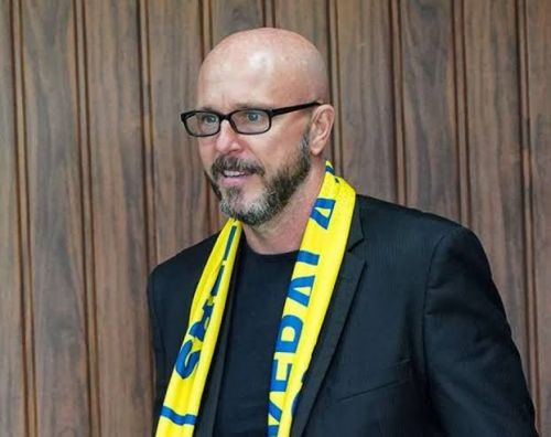 Eelco Schattorie will be taking charge of Kerala Blasters in this season of ISL.