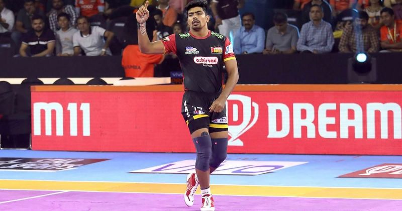 Can Pawan Sehrawat take his team into the semi-finals?