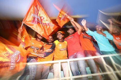Fans during IPL