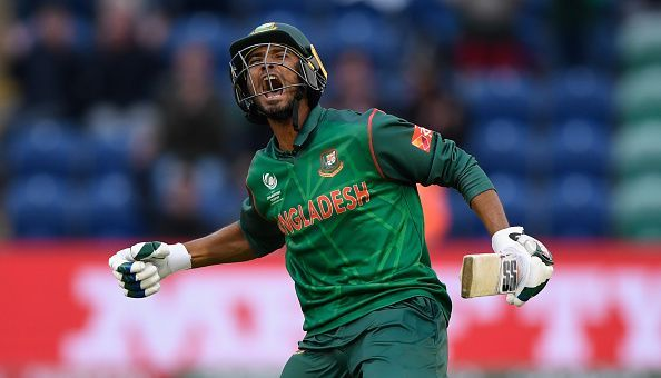 Mahmudullah will lead Bangladesh in the upcoming T20I series