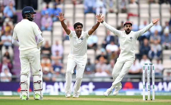 Ravichandran Ashwin has been the cornerstone of the Indian Test team