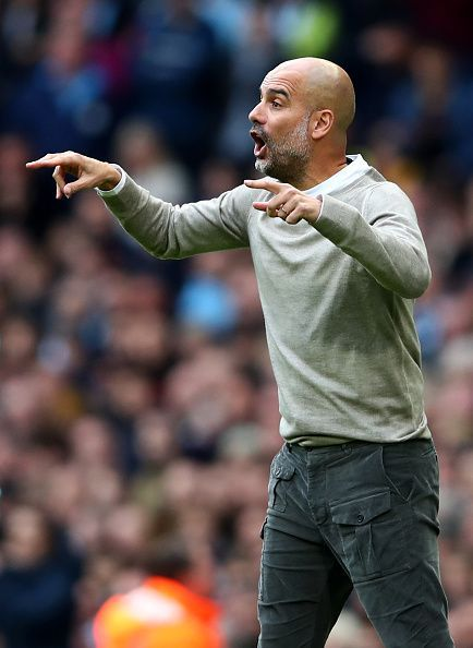 Pep Guardiola must stop constantly tinkering with the starting XI