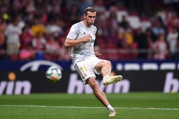 Gareth Bale could be recalled to the starting XI against Granada