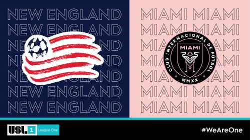 New England and Inter Miami FC