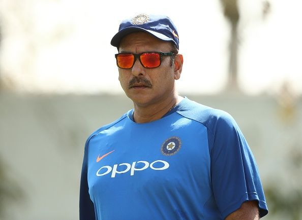 Ravi Shastri gave the reasons why Wriddiman Saha is being selected ahead of Rishabh Pant