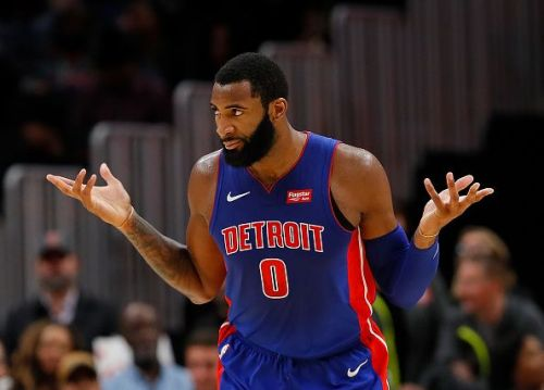 Andre Drummond is among the big names that could move ahead of the new season