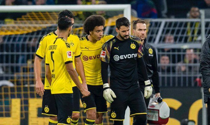 Dortmund got the better of Monchengladbach