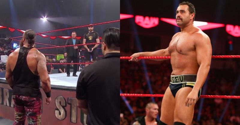 It went from bad to worse for Rusev