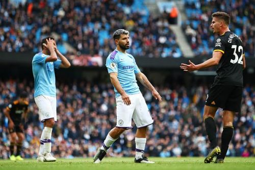 Manchester City must look into the reasons warranting Sergio Aguero's inclusion in the 11
