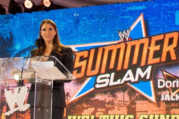 WWE SummerSlam Press Conference