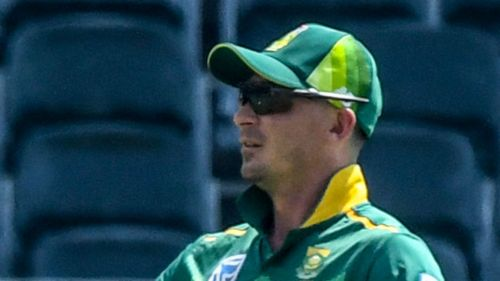 Dale Steyn in action for South Africa