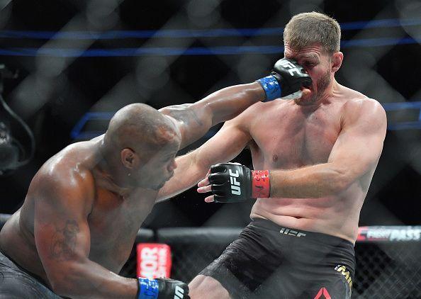 UFC 226:  Miocic v Cormier