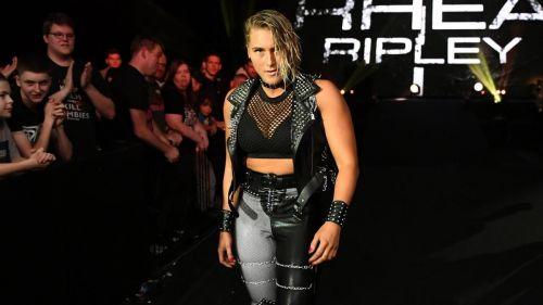 Wwe News Rhea Ripley Confirms Relationship With Fellow Wrestler