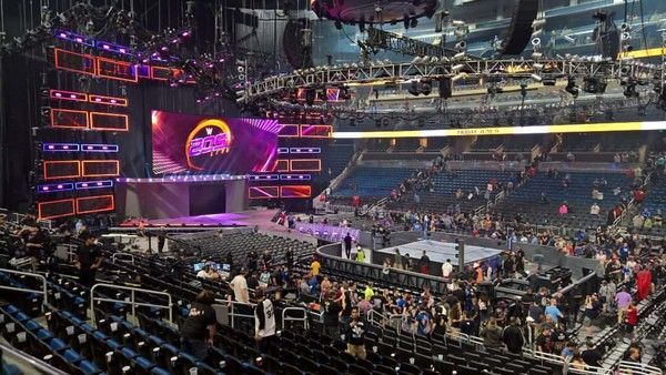 205 Live moved to Friday nights along with SmackDown, but it seems like the first 205 Live show on SmackDown will not air this week