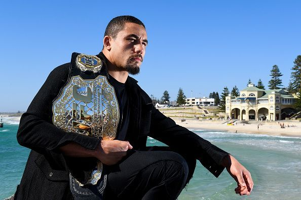 UFC 221 Perth Media Opportunity
