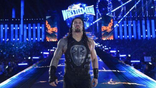 Roman Reigns has headlined WrestleMania four times
