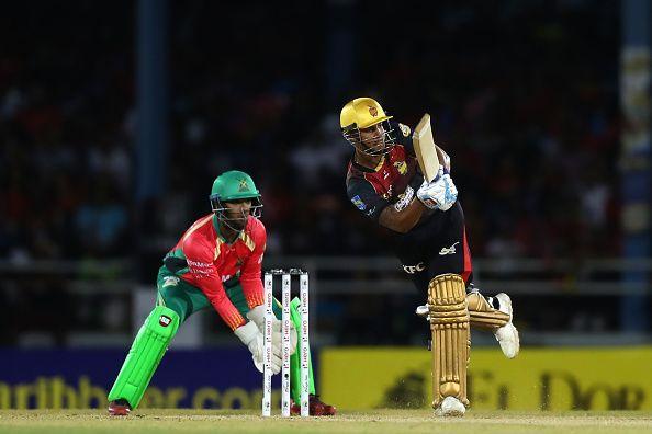 Trinbago Knight Riders v Guyana Amazon Warriors - 2019 Hero Caribbean Premier League (CPL)