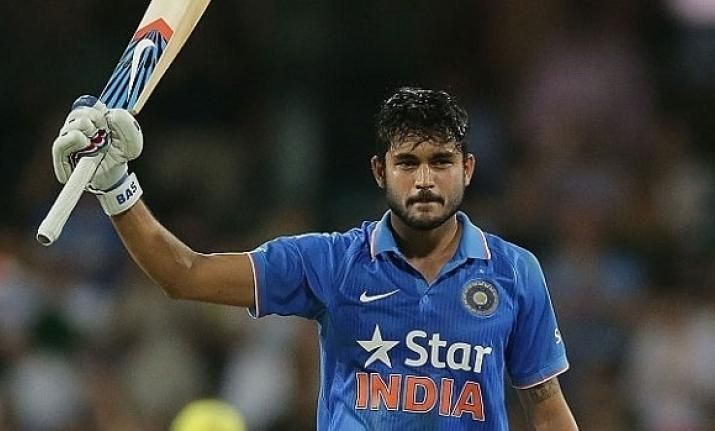 Manish Pandey captained Karnataka to victory over Tamil Nadu in the final of the Vijay Hazare Trophy.