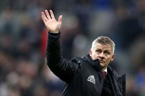 There's a strong chance that Ole Gunnar Solskjaer will be at Manchester United beyond next summer.