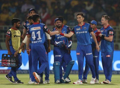 Delhi reached the playoffs last season