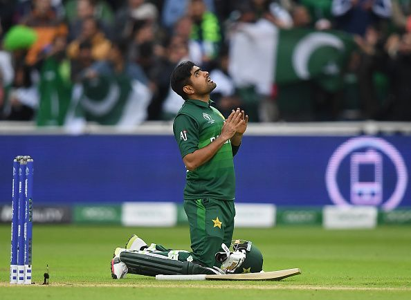 Babar Azam will captain Pakistan