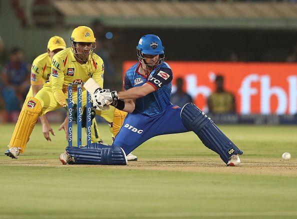 IPL Qualifier - Chennai v Delhi