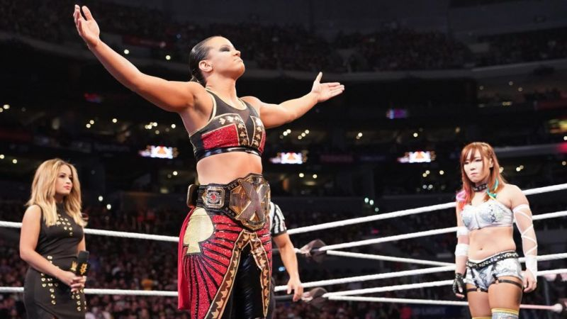 It has become nearly impossible to defeat Shayna Baszler on NXT