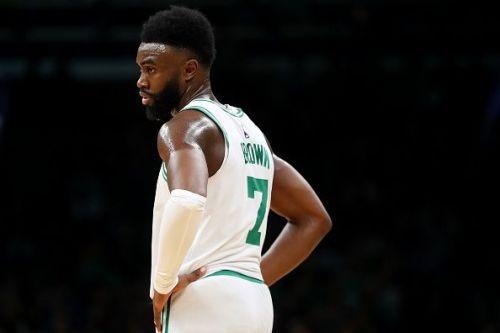 Jaylen Brown's future with the Celtics is in doubt
