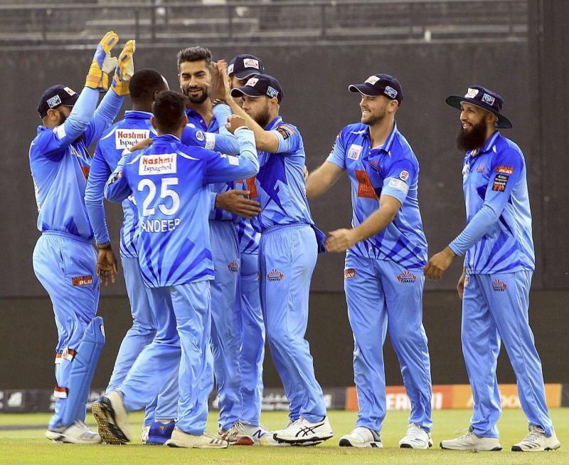 टी10 लीग 2019: कर्नाटक टस्कर्स (Photo: T10)