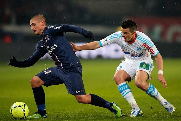 His uncanny ability to get out of tricky situations and emerge with the ball has made him popular in Paris