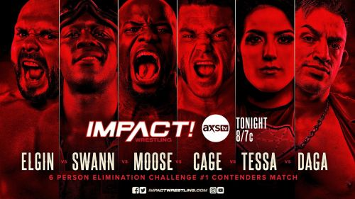 An all-out war to determine the next #1 contender