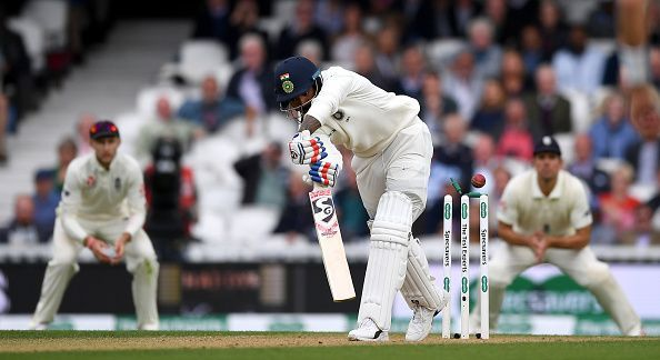 KL Rahul has been woefully out of form