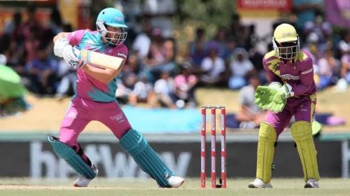 David Millers' fifty was crucial for the Durban Heat to record their second win of the season