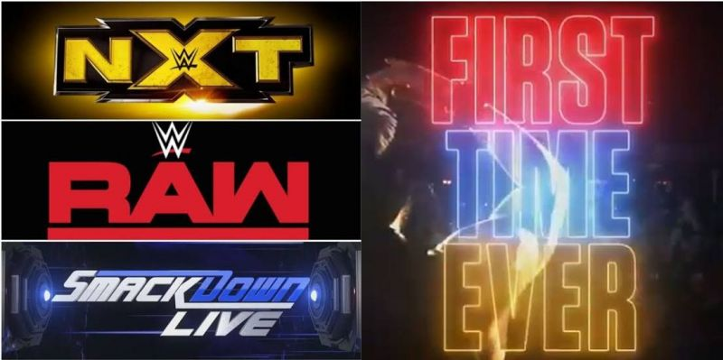 RAW, SmackDown, and NXT will collide at Survivor Series