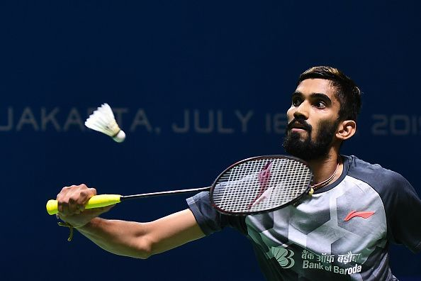 Kidambi Srikanth sailed into the 2nd round smoothly