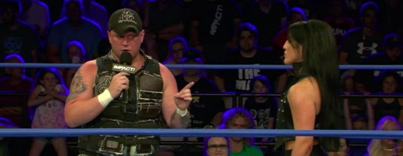 IMPACT Wrestling will head into the new year with its greatest rivalry, Tessa Blanchard vs Sami Callihan