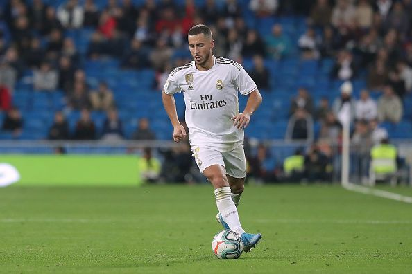 Can Hazard come good for Real Madrid?