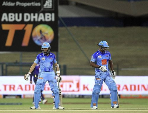 Hashim Amla (L) and Andre Fletcher (R) will look to provide a good start against the Gladiators
