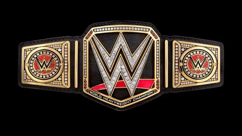WWE चैंपियनशिप बेल्ट