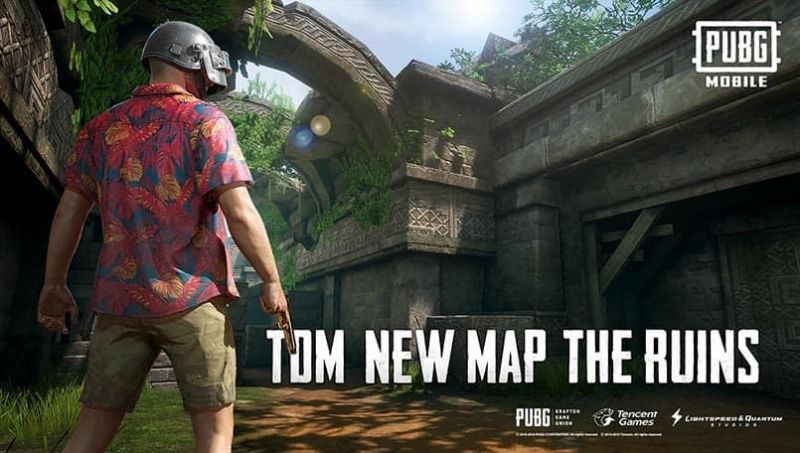 The new TDM map The Ruins was released as a part of the 0.15.5 update
