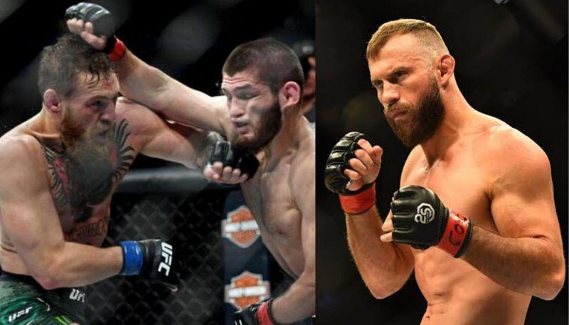 Conor McGregor fighting Khabib; Donald Cerrone