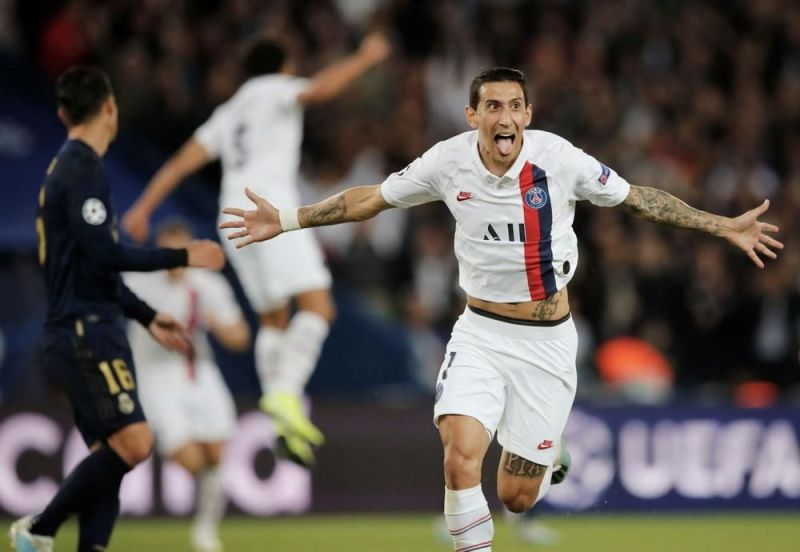 Paris St. Germain are through to the knockout round as group-winners