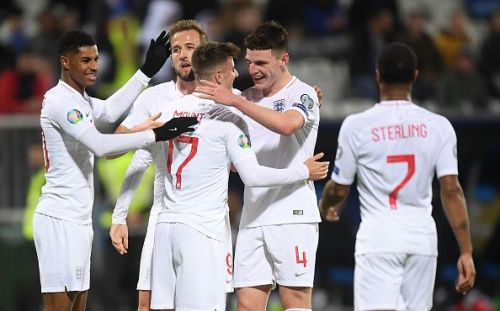 England ended their Euro 2020 qualifying campaign on a high with a 0-4 win over Kosovo