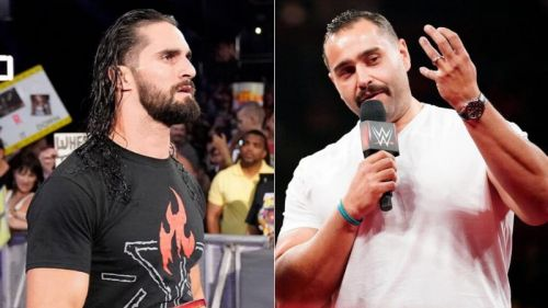Seth Rollins and Rusev were both involved in big moments