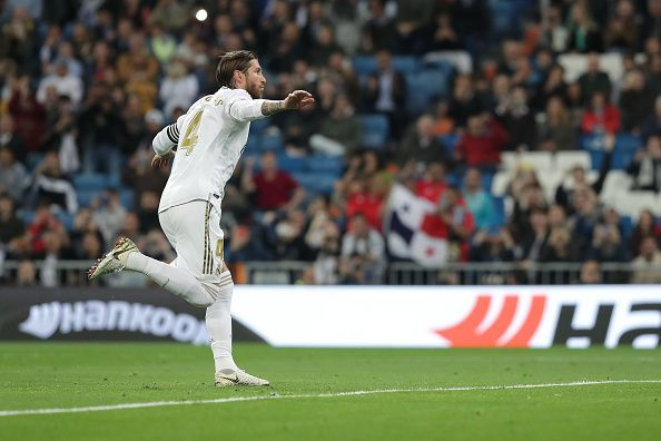 Despite his prolific goalscoring success as a defender, Sergio Ramos has some ways to go to crack the top 5 of all time