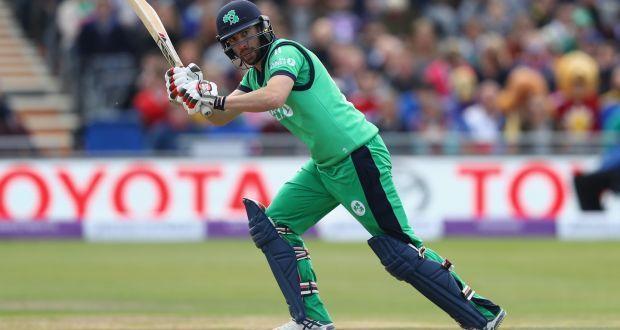 आयरलैंड की कप्तानी करने वाले पांचवे खिलाड़ी बने एंड्रयू बैलबर्नी