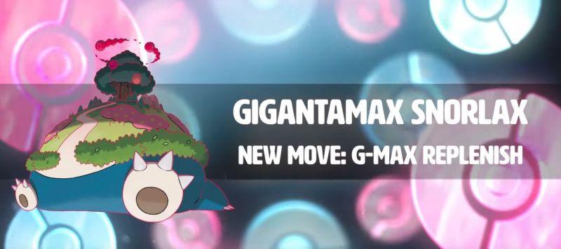 Image result for gigantamax snorlax